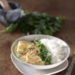 la recette du curry de crevettes