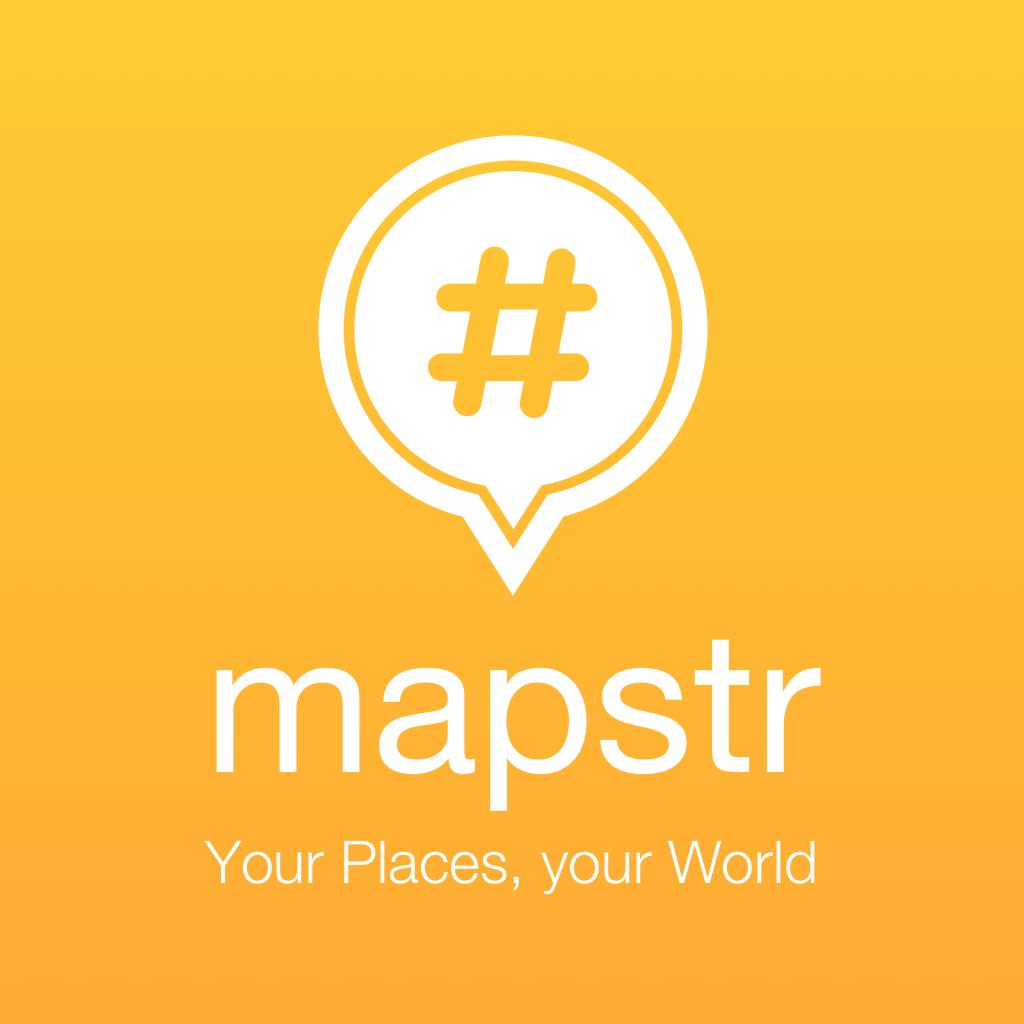 l'application de compilation de bonnes adresses Mapstr