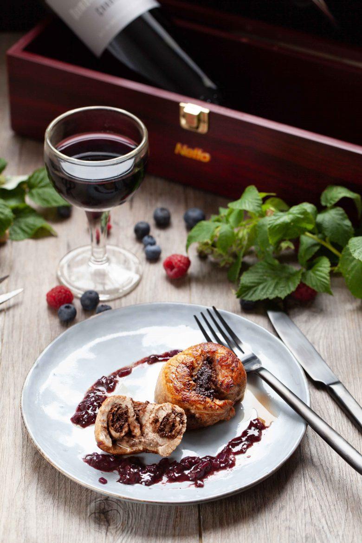 recette de paupiettes de veau aux olives et vin de Corbières