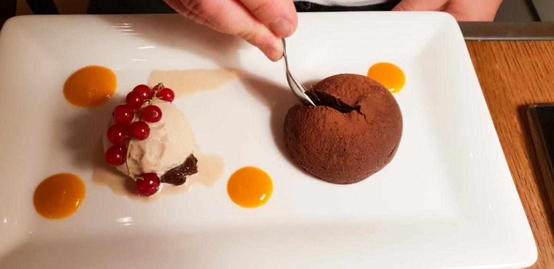 le Chocolat au restaurant Niébé paris 6