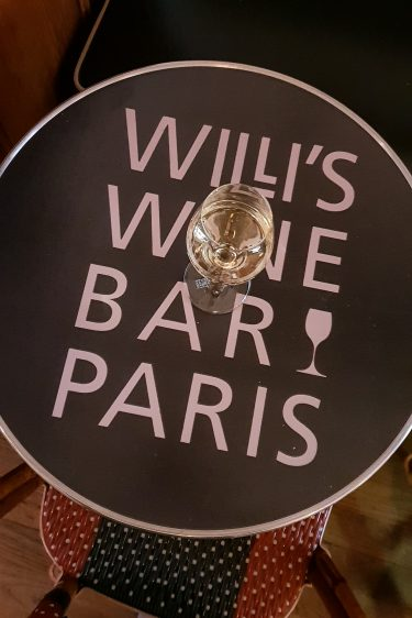 Le restaurant Willi's Wine Bar