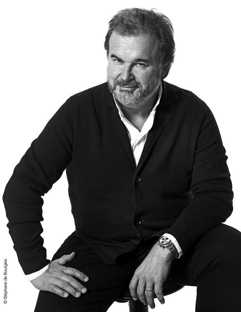 Pierre Hermé Président d'Honneur du salon du Livre Gourmand de Périgueux,