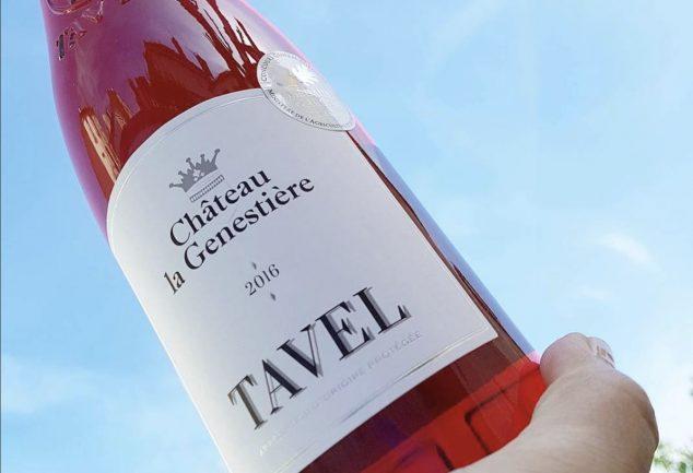 Vin Tavel rosé