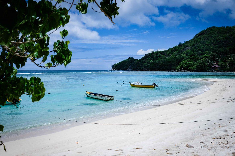anse Independance à Mahé Seychelles