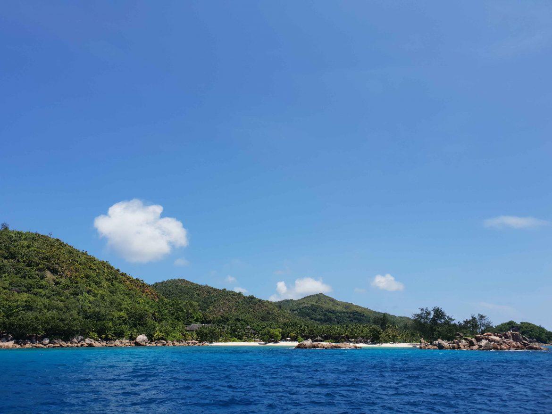 Plages du Lemuria Constance Hotel aux Seychelles à Praslin
