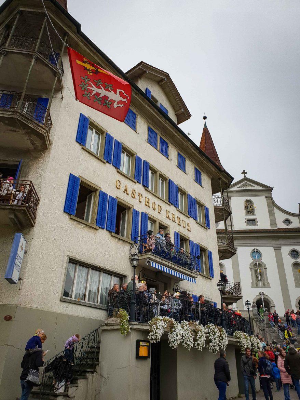 Gasthof Kreuz à Entlebuch