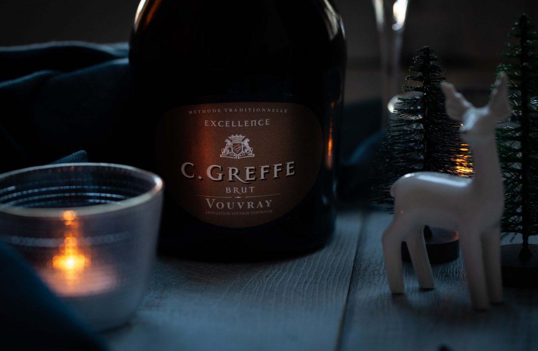 Vouvray Brut C. Greffe cuvée Excellence