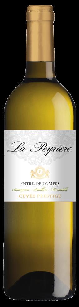 Bouteille de la cuvée Prestige de Château LaPeyrière 2015