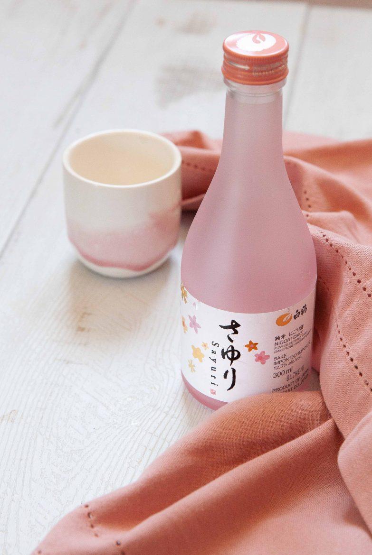 Le Saké Sayuti de la brasserie Hakutsuru
