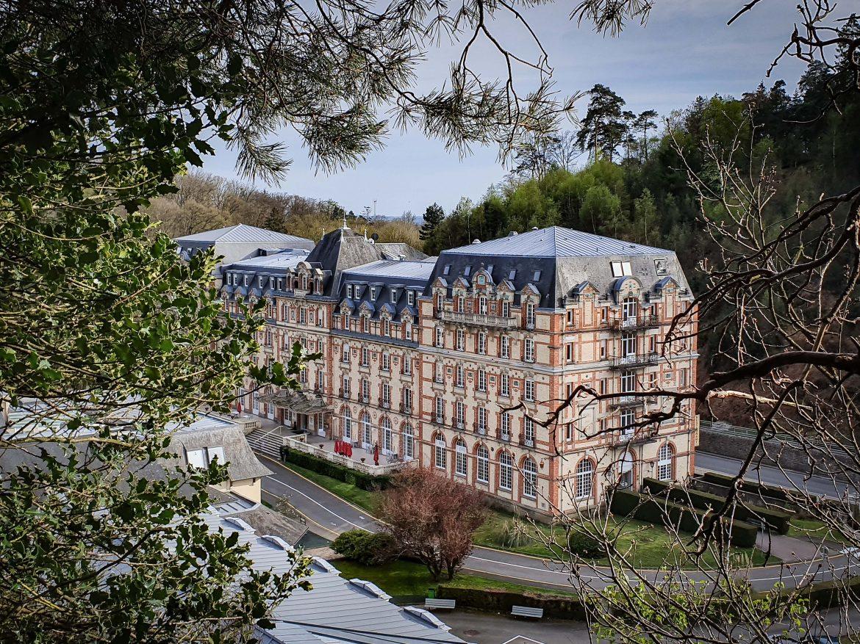 L'hôtel thermal de Bagnoles de l'Orne