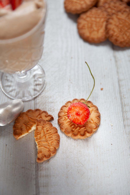 fraise Label rouge croquée