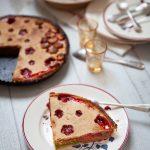 Ma recette de tarte aux fraises et à la pistache campagnarde