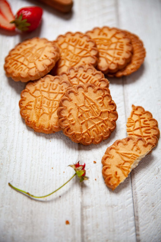 biscuits sablés de l'Abbaye, biscuiterie de Normandie