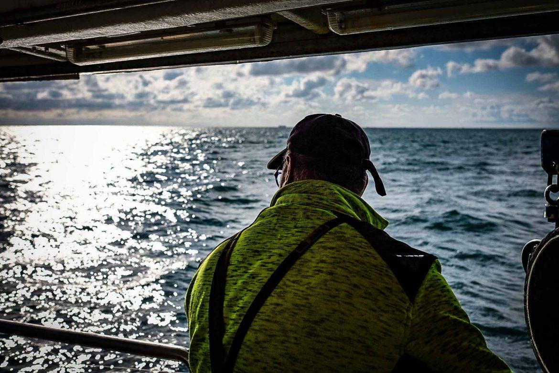 Noël Meunier marin pêcheur à Noirmoutier