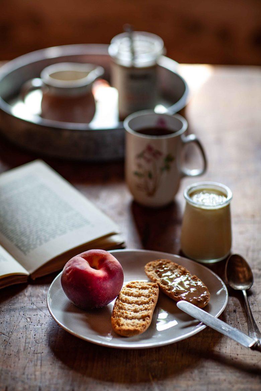 Mon rituel petit déjeuner avec un yaourt maison