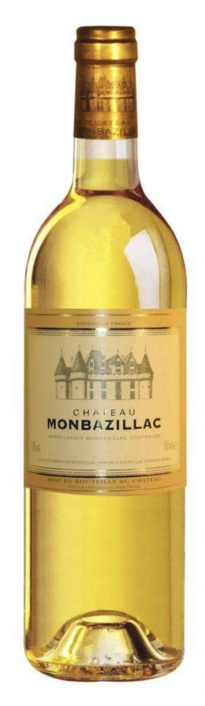 Bouteille de vin liquoreux Château de Monbazillac 2014