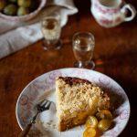 Ma recette de coffee ckae aux prune, gâteau anglais pour le tea time