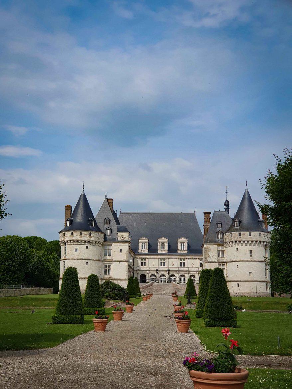 Sur la Route des Fromages de Normandie, le Château de Mesnières en Pays de Bray
