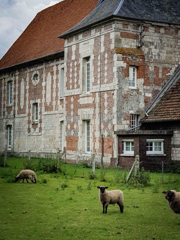 Fromagerie fermière du Domaine de la Gentilhommière sur la Route des Fromages de Normandie, Neufchâtel