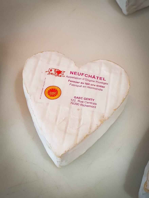 Fromages Neufchâtel Genty sur la Route des Fromages de Normandie