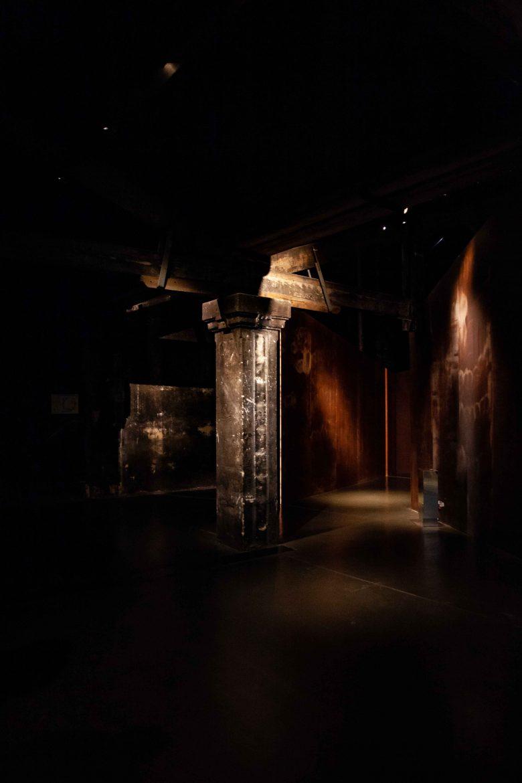 Le chai des Pavillons, musée de la maison Hennessy