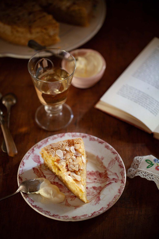 Gâteau aux pommes, amandes et huile d'olive, une recette rapide et facile à faire