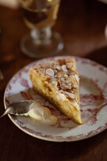 Ma recette de gâteau aux pommes, aux amandes et à l'huile d'olive