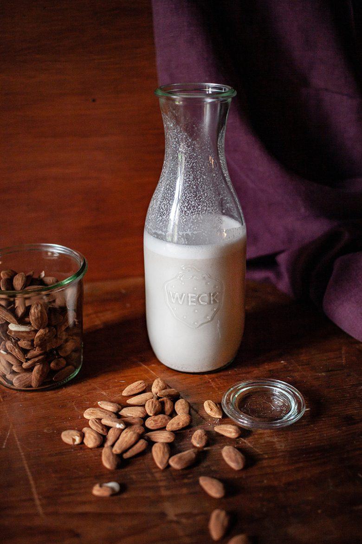 Ma recette facile de lait d'amandes