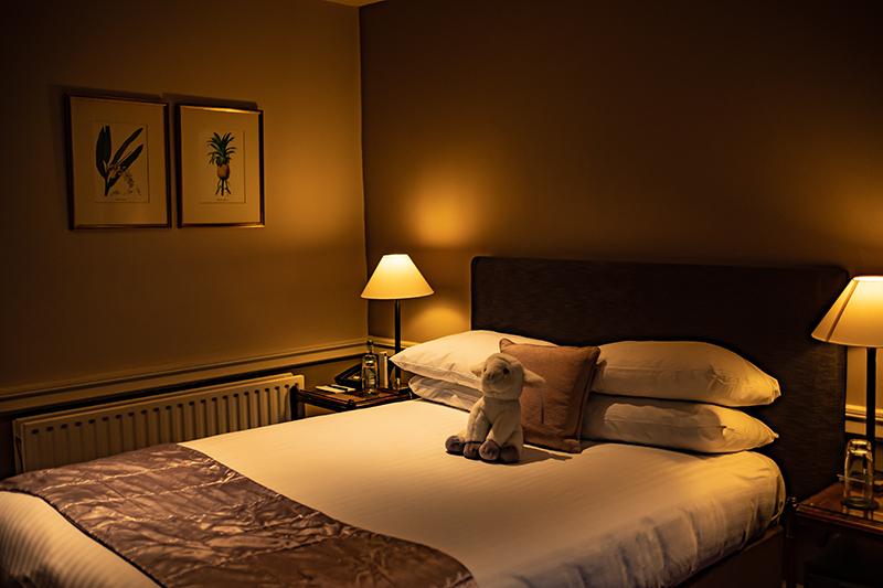 les chambres de Chilston Park Country House Hotel
