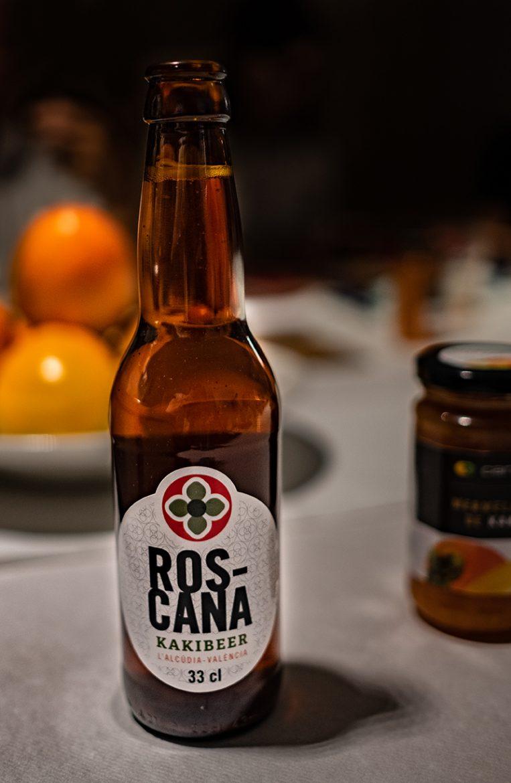 Certains brasseurs de Valence font de la bière au kaki.