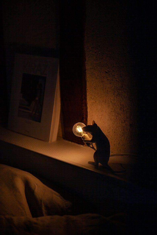 Souris lampe Stiletti pour la décoration de ma chambre Alice