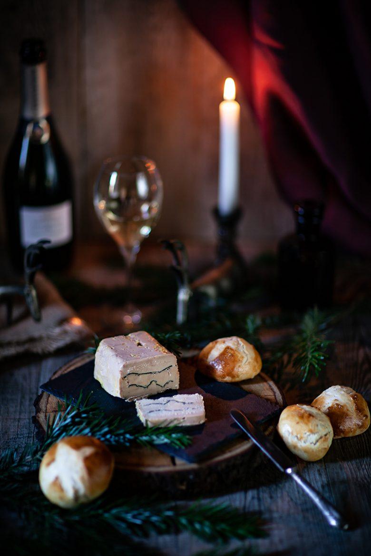 Ma recette de pain viennois au levain et à la levure pour le foie gras Montfort