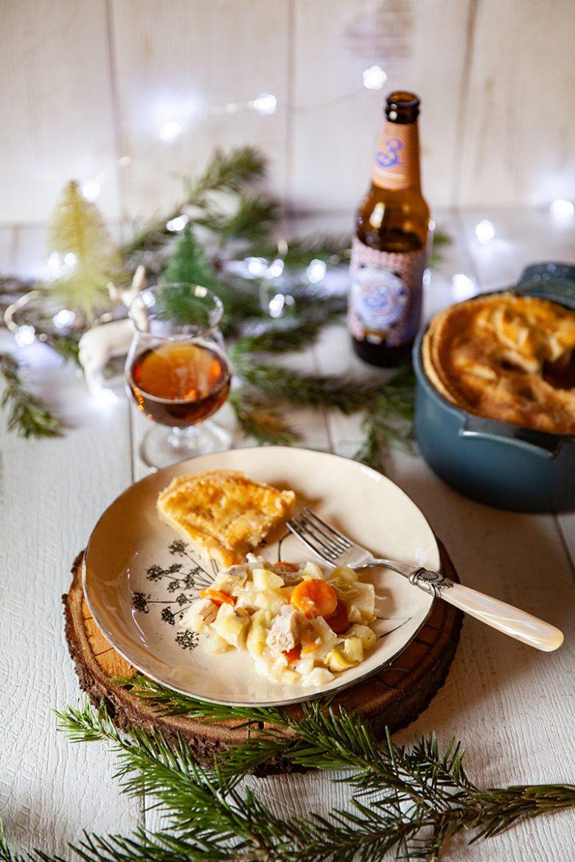 Ma recette de hot pot à la volaille et aux panais