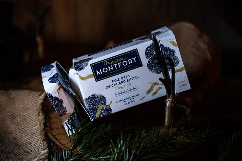 Les berlingots de foie gras de Maison Montfort