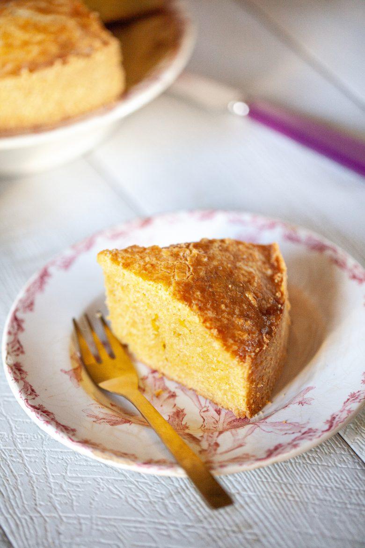 recette de gâteau breton léger