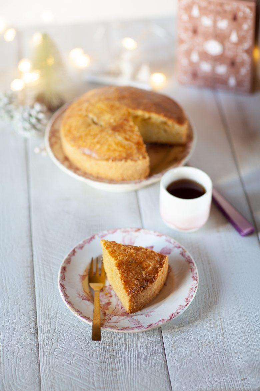Recette de gâteau breton pur beurre mais léger