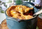 Ma recette de hot pot de volaille et panais pour recycler les restes de dinde ou de chapon de Noël