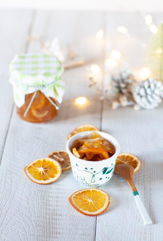 ma recette de marmelade aux 3 agrumes, avec du citron, de l'orange et de la bergamote
