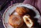 Recette de beignets de mardi gras fourrés aux pommes