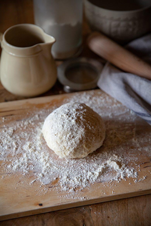 Ma recette de pâte à pizza facile et rapide