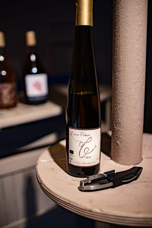 """Le Vinum Paleas, un """"vin de paille"""" hors appellation du Domaine Thill"""