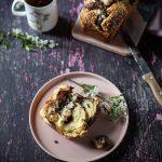 Ma recette de babka à la nocciolata ou brioche torsadée fourrée au chocolat et au pralin
