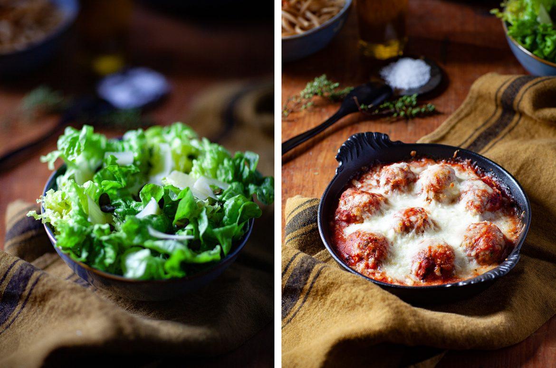 Ma recette de boulettes de viande gratinées à la mozzarella