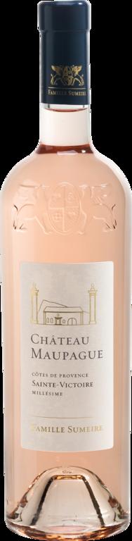 Vin rosé Château Maupague Famille Sumeire