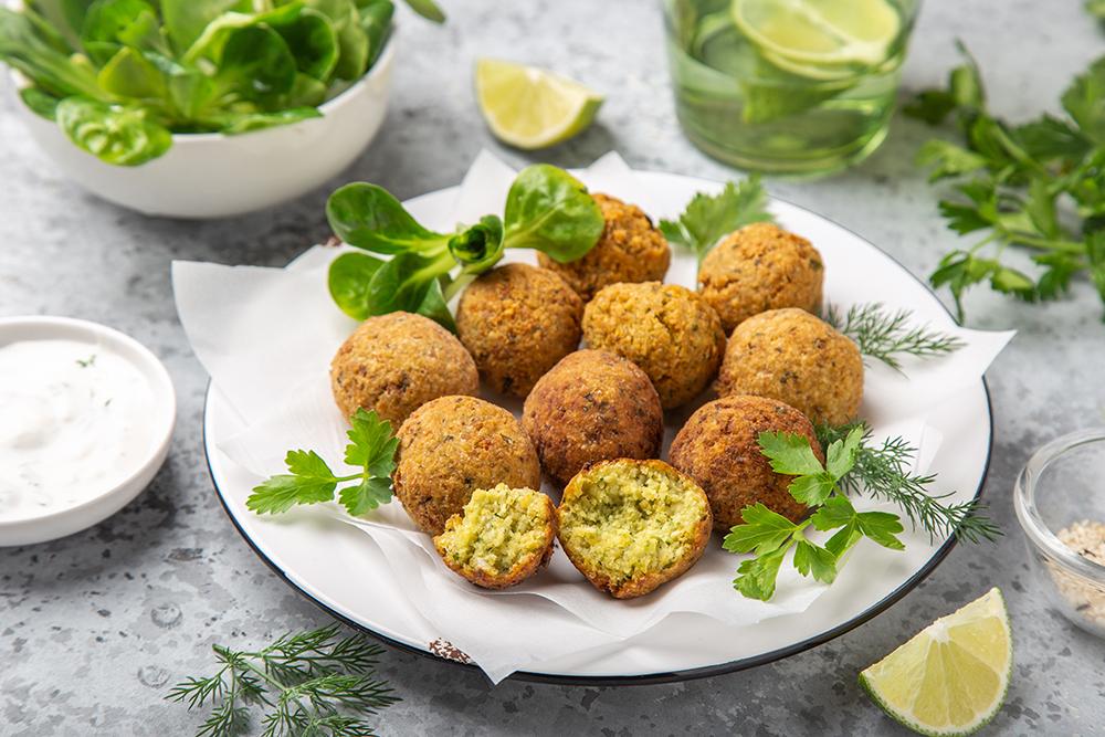 Les falafles, plat emblématique du Moyen Orient