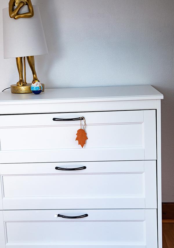 La commande blanche Ikea pour ma décoration chambre Alice