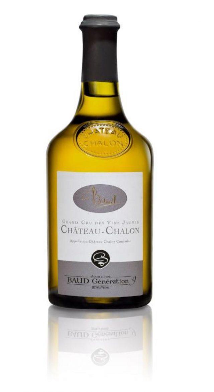 AOC Château-Châlon vin jaune Domaine Baud