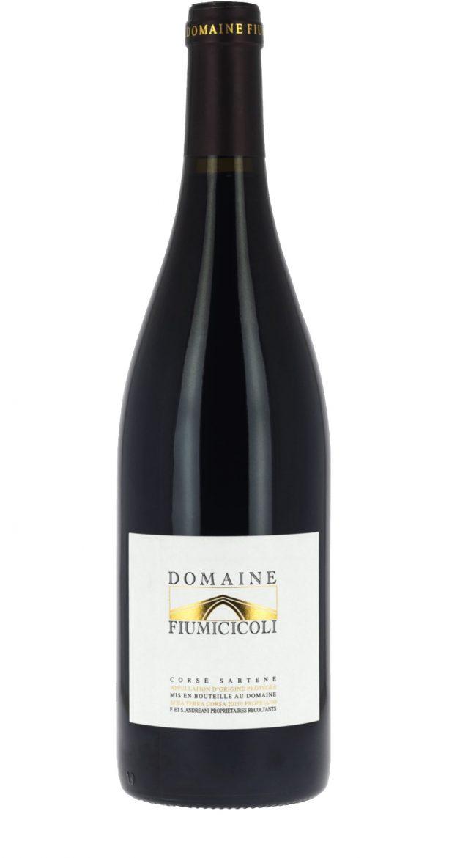 Domaine Fiumicicoli AOP Sartène Rouge