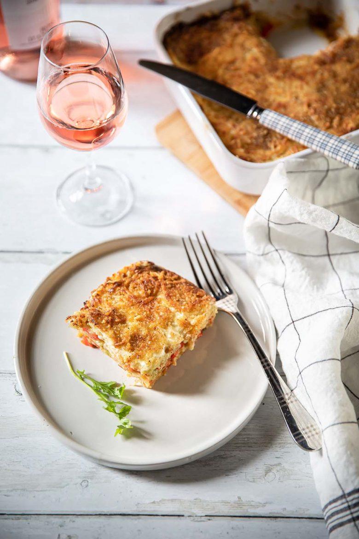 Recette de lasagnes express aux ravioles du Dauphiné