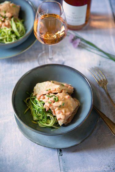 ma recette super facile de Poulet au mascarpone sans cookeo, recette facile et rapide